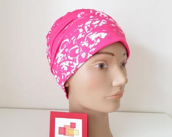 JERSEY COTTON CHEMO HAT