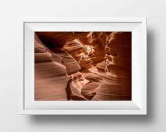 Antelope Canyon - Page, Arizona Landscape Photograph