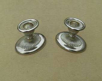 Candle Holders - Vintage Candle Holders