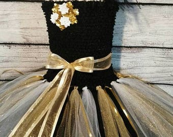 On sale this week only Great Gatsby flower girl dress, great Gatsby tutu dress, first birthday tutu dress, girl's birthday tutu dress
