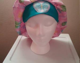 Surgical scrub hat