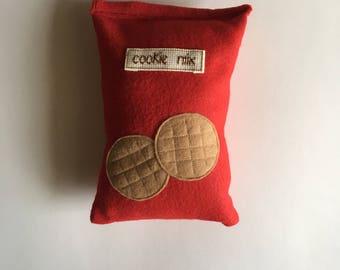 Felt Cookie Mix