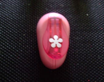 Small hole punch shape flower for all craft, scrapbooking