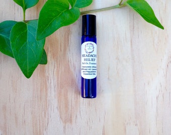 Headache Relief Roll-On Oil
