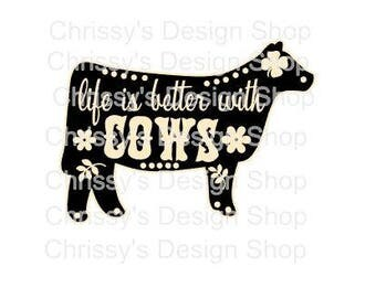 Cow farmer Svg / farmer svg / cow eps / farmer eps / print and cut cow / vinyl crafting / layer design svg / cattle svg / farming svg