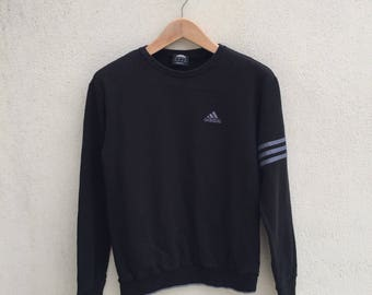 Adidas Three Stripes Sweatshirt