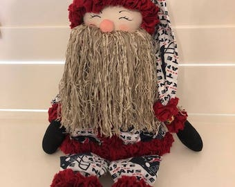 Houston TEXANS Santa