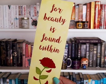 For Beauty is Found Within - Beauty and the Beast