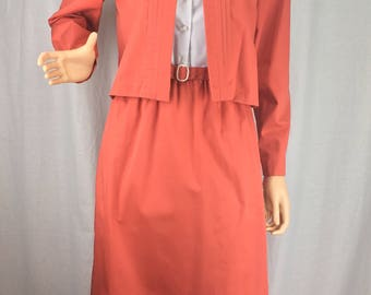 Original Tags 1970s Suit - Dress & Jacket