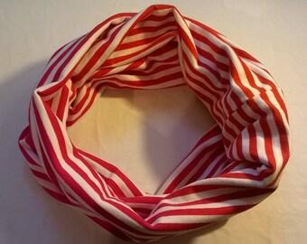 GOTS Certified organic cotton double choker scarf