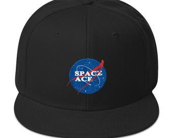space ace Snapback Hat