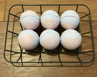 4 x Mother's Day bath bombs