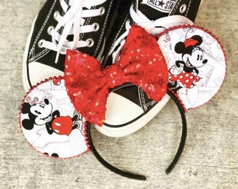 Classic Mickey and Minnie Ears