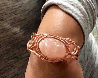 Crystal Goddess Bracelet