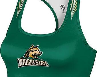 ProSphere Women's Wright State University Deco Sports Bra (WSU)