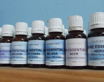 Pure Peppermint Essential Oil **15mL**