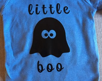 Little Boo Ghost Onesie