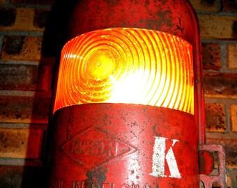 Industrial loft lamp