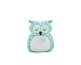 Owl Cushion Beatrice Junior