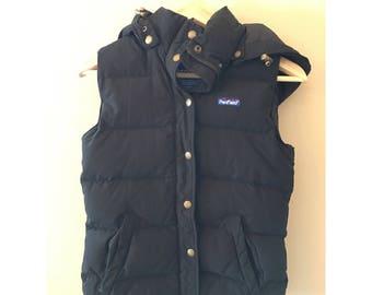 XS Black Penfield vest  NWOT
