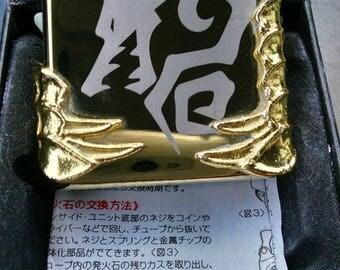 Rare Panzar Dragon Zippo Lighter