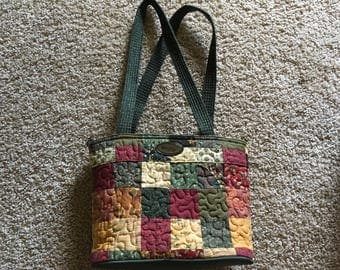 Donna Sharp Quilted Handbag
