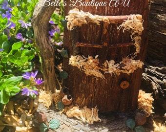 Fairy door, wooden fairy door, fairy garden, fairy garden door, miniature door, fairy garden accessories, fairy gardens, fairies
