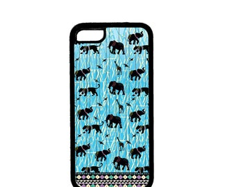 Phone Case Featuring our Animal Tribal Print