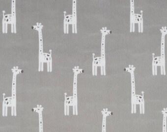 Personalized giraffe minky blanket, double minky blanket, Baby Gift, Nursery Blanket, Toddler Bedding, Nursery Blanket, Crib Bedding