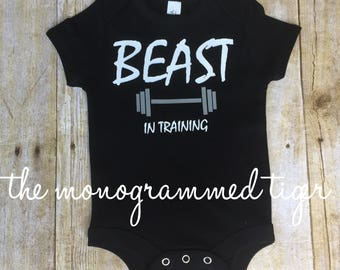 Beast mode bodysuit