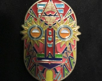 BASSNECTAR WILDSTYLE hat pin