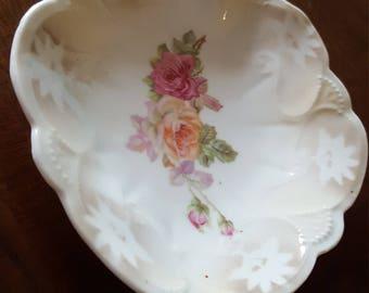 Victorian porcelain dish Germany