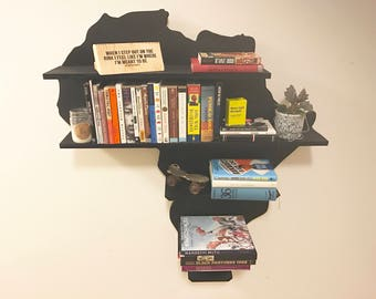 Africa shelf  ( pick up Only)