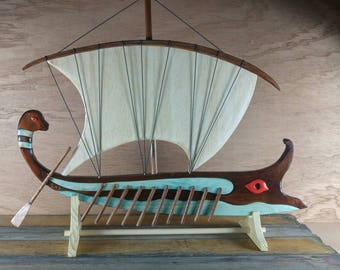 Ancient Greek warship.