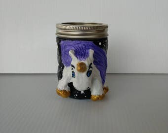 Unicorn Stash Jar