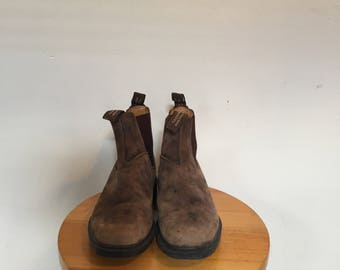 Blundstone Dress Series Rustic Brown Boots