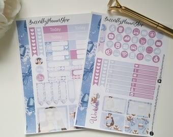 Planner-Sticker for the staff size winter fashion
