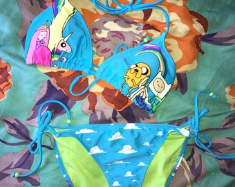 Adventure Time bikini set
