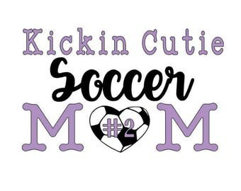 T-shirt - Soccer Mom