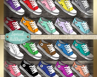 Converse clipart Fashion clipart Converse overlay Sneakers clipart Sport shoes clipart Running shoes clip art digital Sneakers clip art PNG