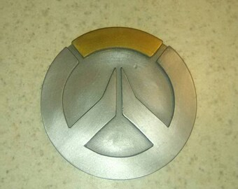 Overwatch Inspired Medallion