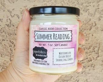 LARGE Summer Reading