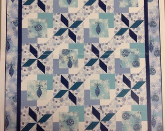 Winter Frost Quilt Kit