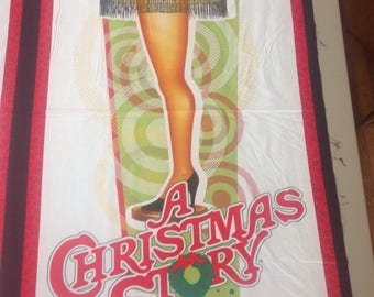 A Christmas Story fabrics (6 options)