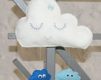 Felt cloud mobile