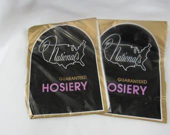 National's Guaranteed Nylon Hosiery