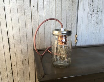 Table lamp or suspend