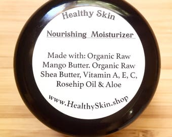Nourishing Moisturizer for aging skin - All Natural Organic Skincare