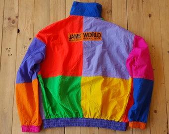 Vintage JamsWorld Hawaii Windbreaker Jacket