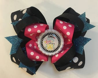 Omg Becky look at her bow- Hairbow